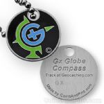 Gx (Geocaching Symbol) Micro Travel Tag